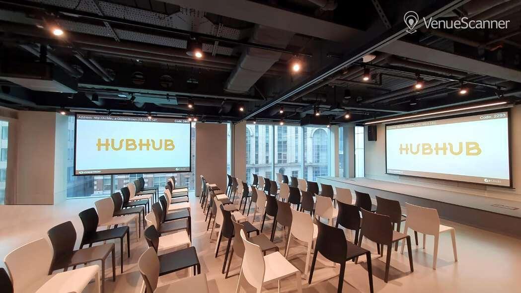Hire HubHub Full Event Space - London 4
