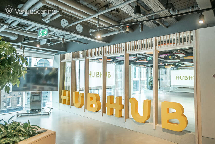 Hire HubHub Full Event Space - London 5