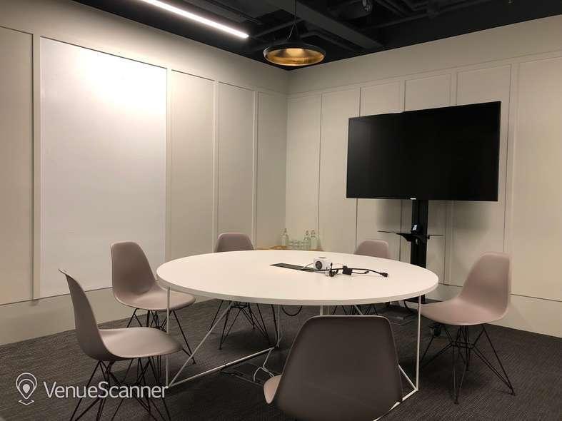 Hire HubHub Meeting Room - Thomas Edison