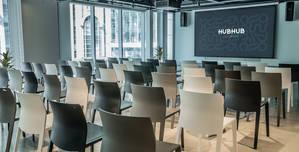 HubHub, Full Event Space - London