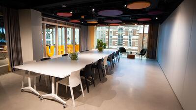 HubHub, Half Space - Meetings