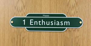 Happy Computers Ltd, Room 1, 'Enthusiasm'