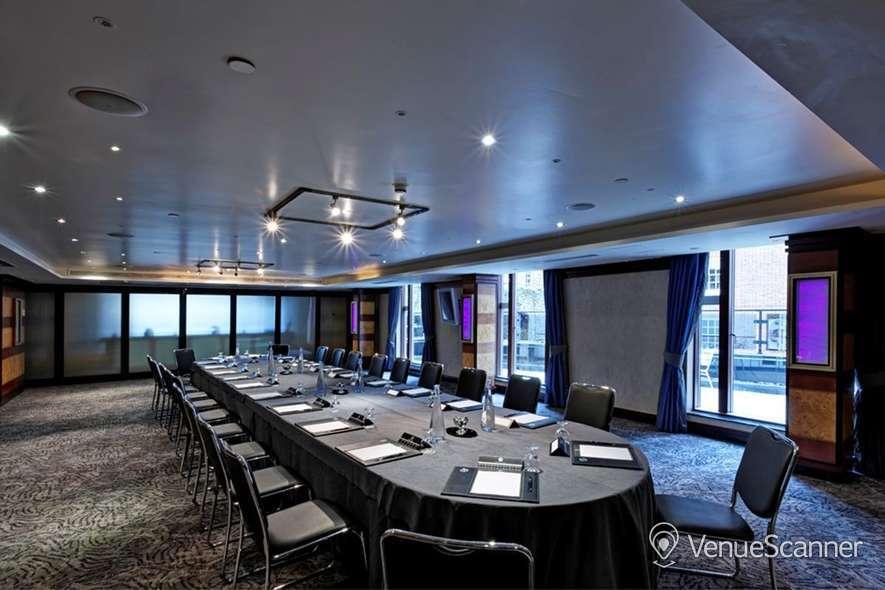 Hire Leonardo Royal London City Crown Suite