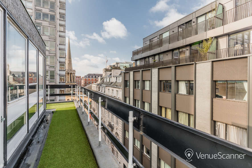 Hire Henry Wood House Penthouse + Roof Top 3