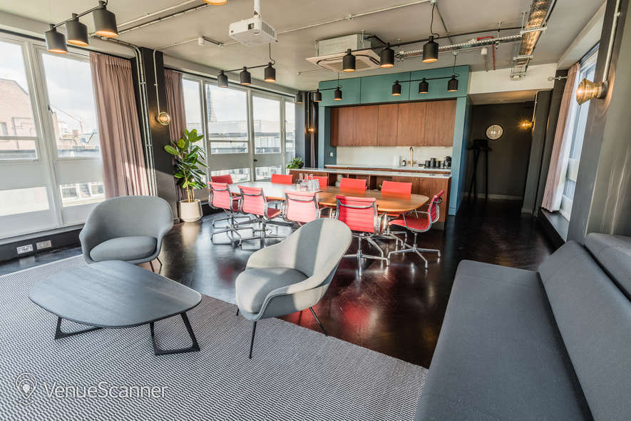 Hire Henry Wood House Penthouse + Roof Top 5