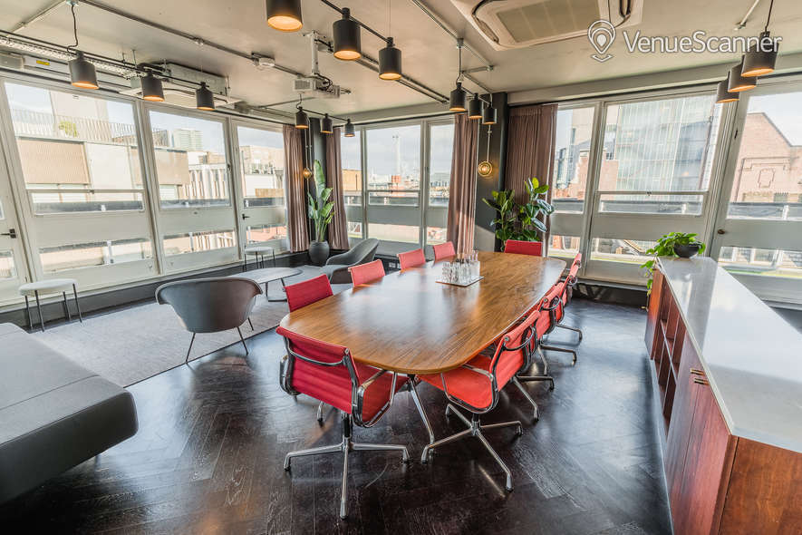 Hire Henry Wood House Penthouse + Roof Top 1