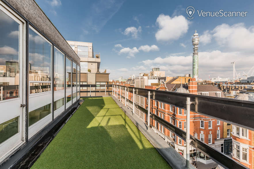 Hire Henry Wood House Penthouse + Roof Top