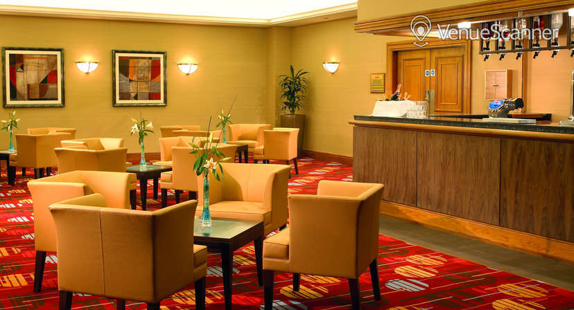 Hire Cardiff Marriott Hotel Trevithick Suite 3