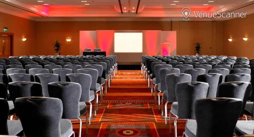 Hire Cardiff Marriott Hotel Trevithick Suite 8