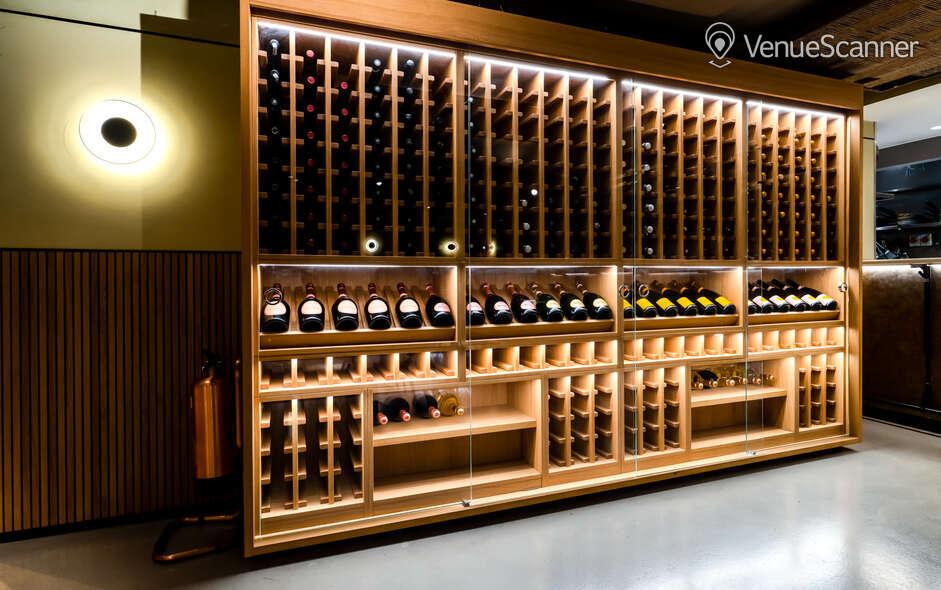 Hire Terra Terra Wine Room 10