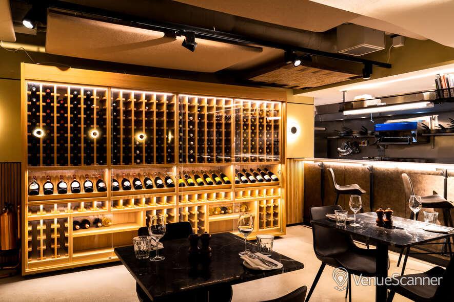 Hire Terra Terra Wine Room 11