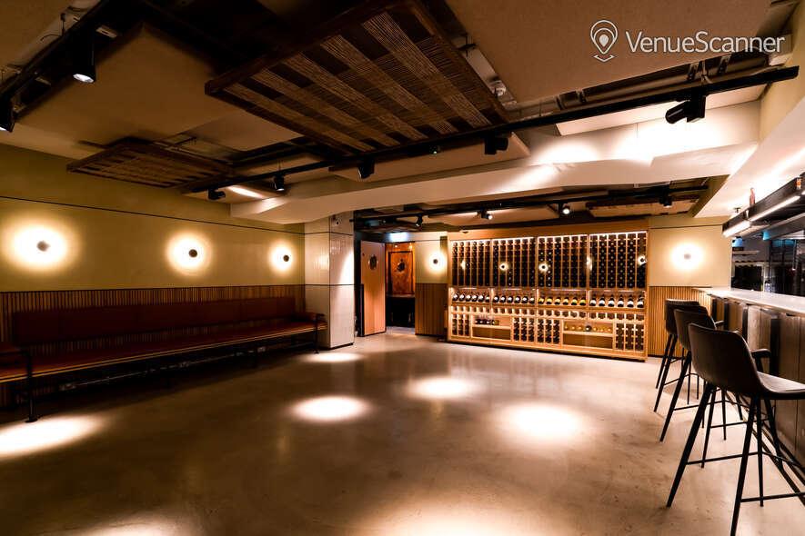 Hire Terra Terra Wine Room 2