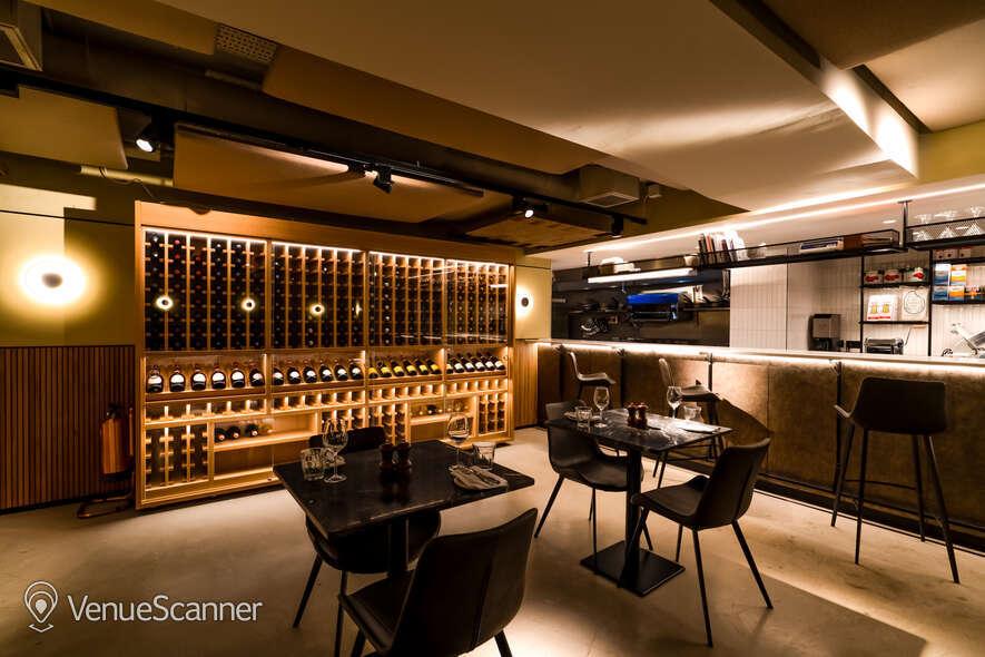 Hire Terra Terra Wine Room 7