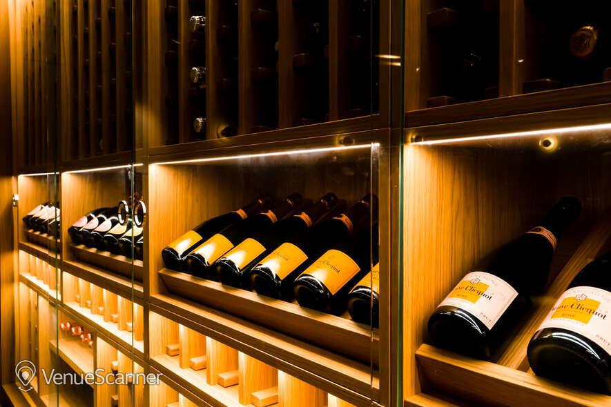 Hire Terra Terra Wine Room 9