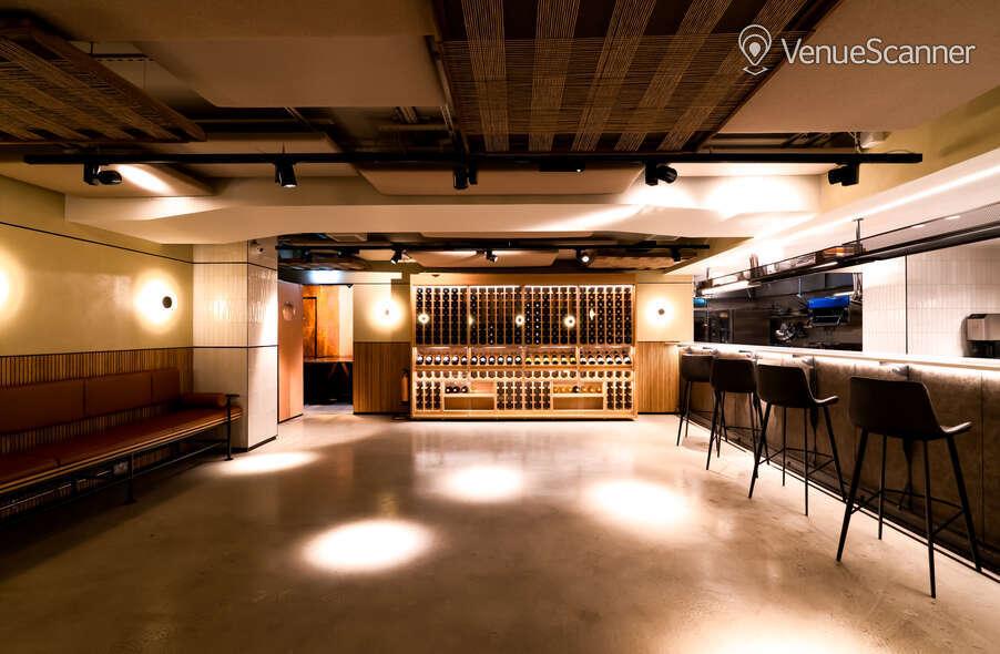 Hire Terra Terra Wine Room 1