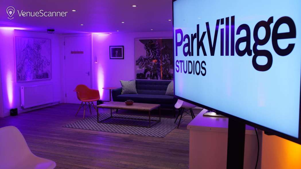 Hire Park Village Studios Studio 1 7