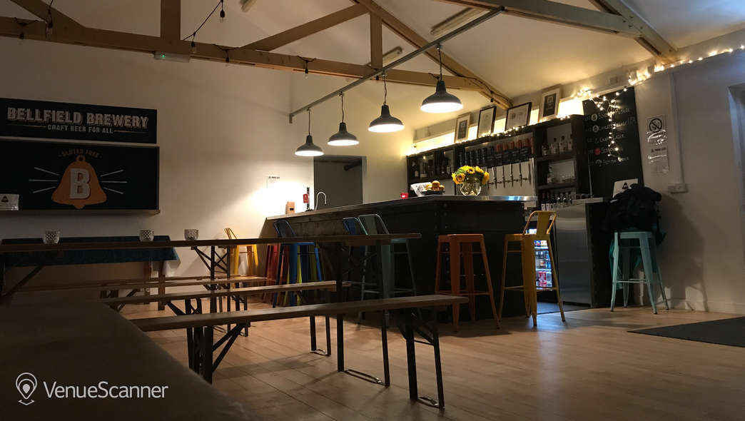 Hire Bellfield Brewery Tap Room & Beer Garden Tap Room - Partial Hire 1