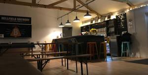 Bellfield Brewery Tap Room & Beer Garden, Tap Room - Partial Hire
