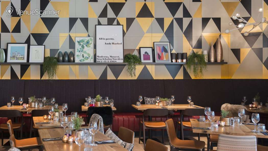 Hire The Refinery New Street Square Exclusive Hire 2