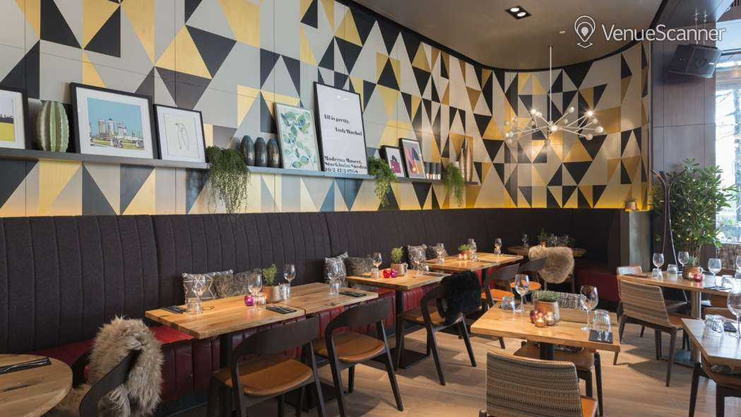 Hire The Refinery New Street Square Exclusive Hire