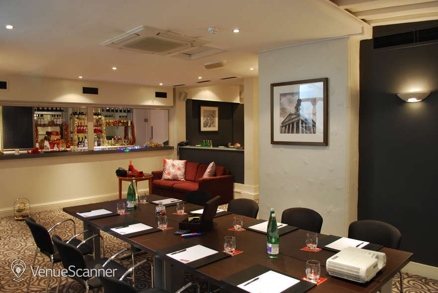 Hire Thistle Bloomsbury Park Hotel The Cellar Bar 2
