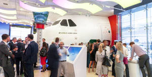 The Emirates Aviation Experience, Exhibition