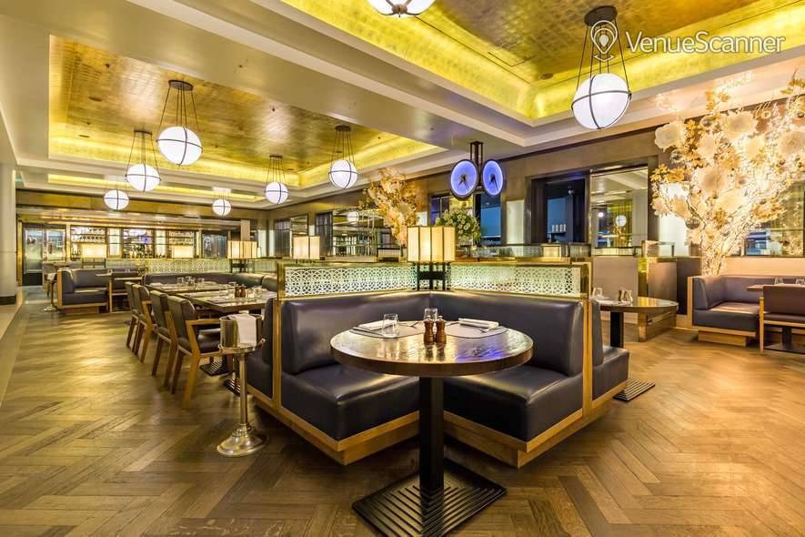Hire St Pancras Brasserie & Champagne Bar By Searcys The Tasting Room 8
