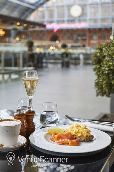 Hire St Pancras Brasserie & Champagne Bar By Searcys The Tasting Room 14