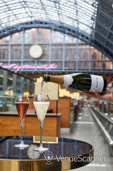 Hire St Pancras Brasserie & Champagne Bar By Searcys The Tasting Room 19