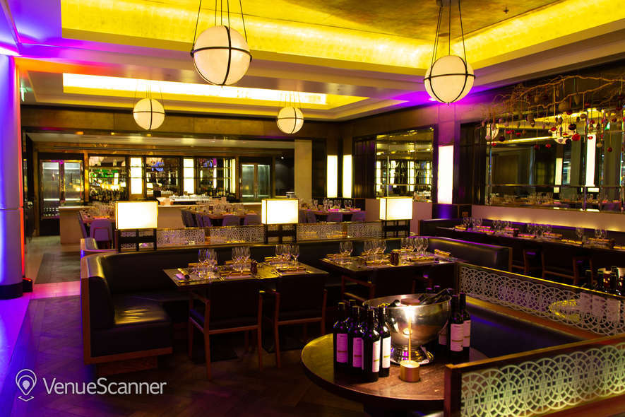 Hire St Pancras Brasserie & Champagne Bar By Searcys Brasserie 1