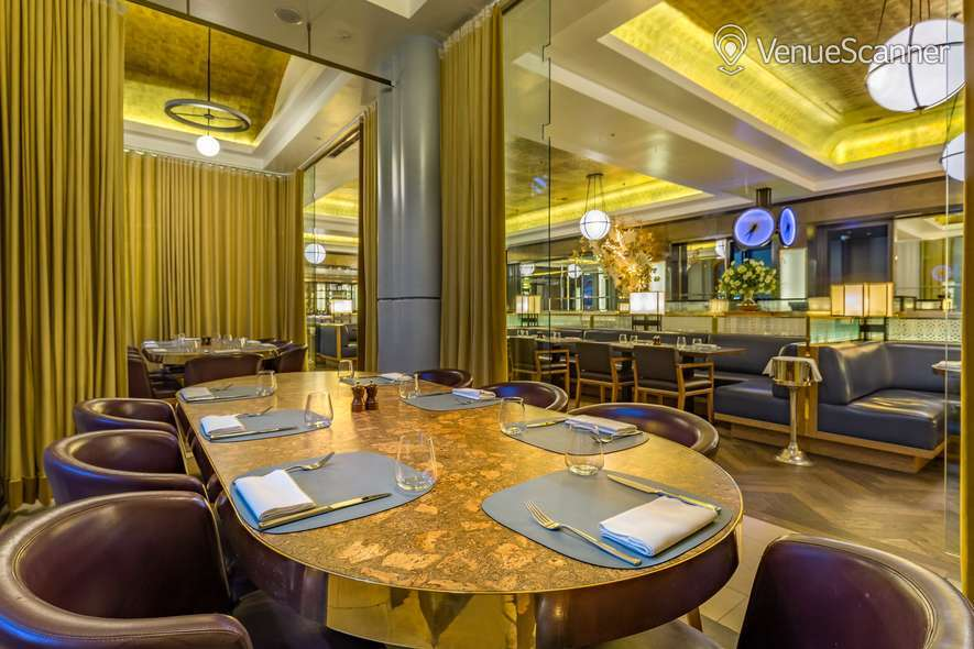 Hire St Pancras Brasserie & Champagne Bar By Searcys The Glass Room 5