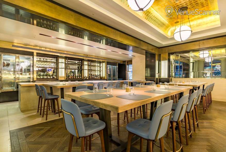 Hire St Pancras Brasserie & Champagne Bar By Searcys The Glass Room 6