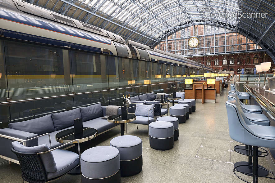 Hire St Pancras Brasserie & Champagne Bar By Searcys Champagne Bar 2