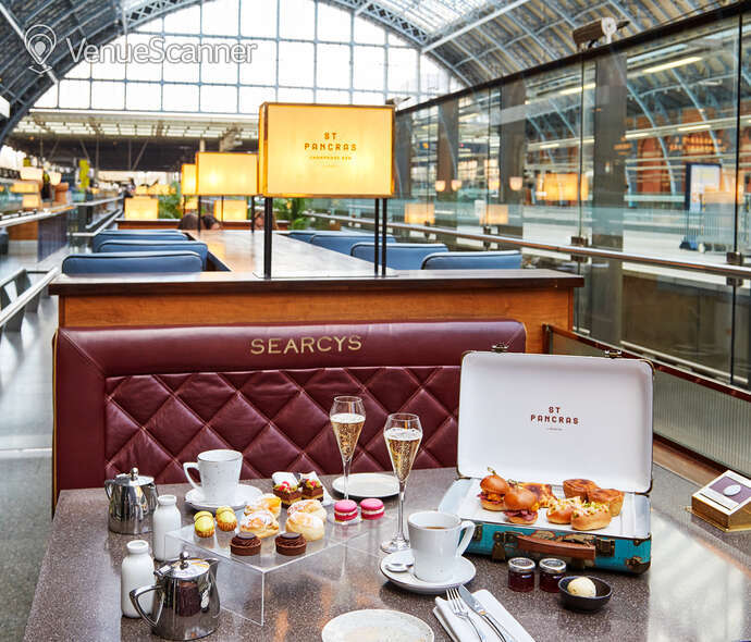 Hire St Pancras Brasserie & Champagne Bar By Searcys The Tasting Room 15