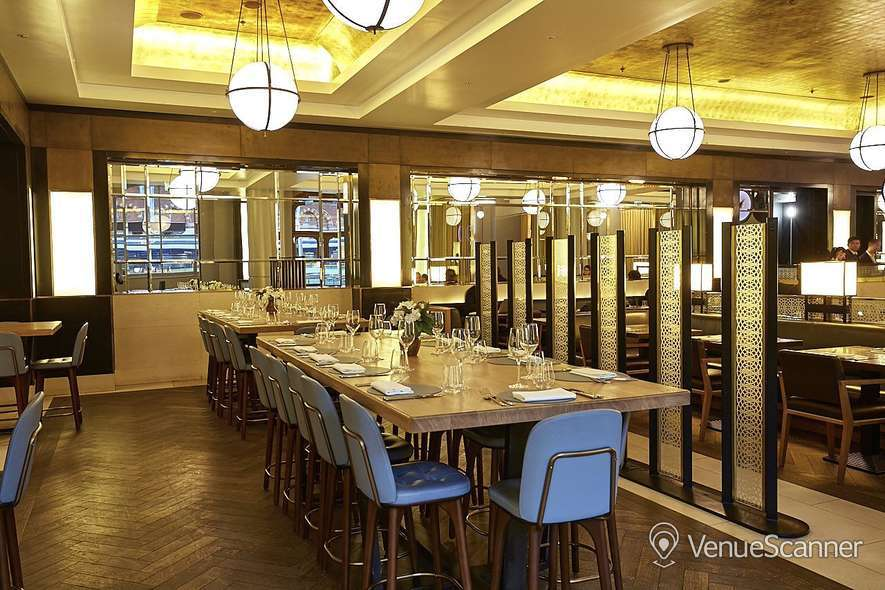 Hire St Pancras Brasserie & Champagne Bar By Searcys The Glass Room 3