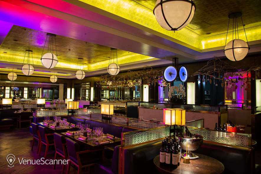 Hire St Pancras Brasserie & Champagne Bar By Searcys Christmas Party 1