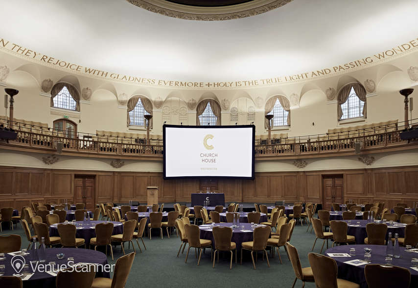 Hire Church House Westminster Assembly Hall 2
