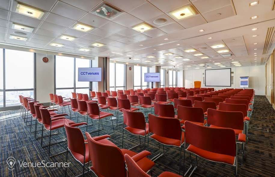 Hire Cct Venues Plus-bank Street, Canary Wharf Room 6 & 7