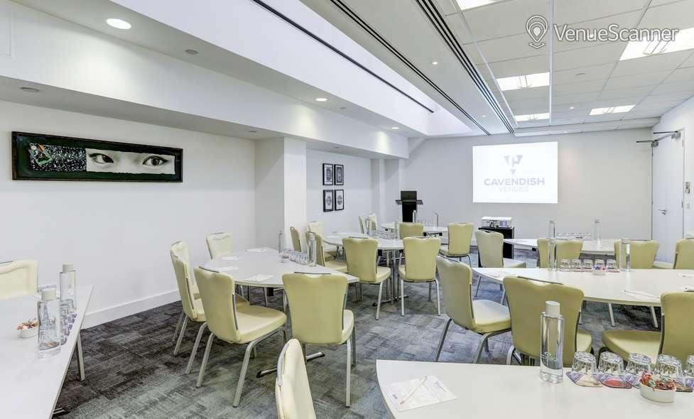 Hire America Square - Cavendish Venues Newgate Suite