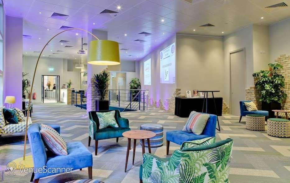 Hire America Square - Cavendish Venues Bishopsgate Suite 4