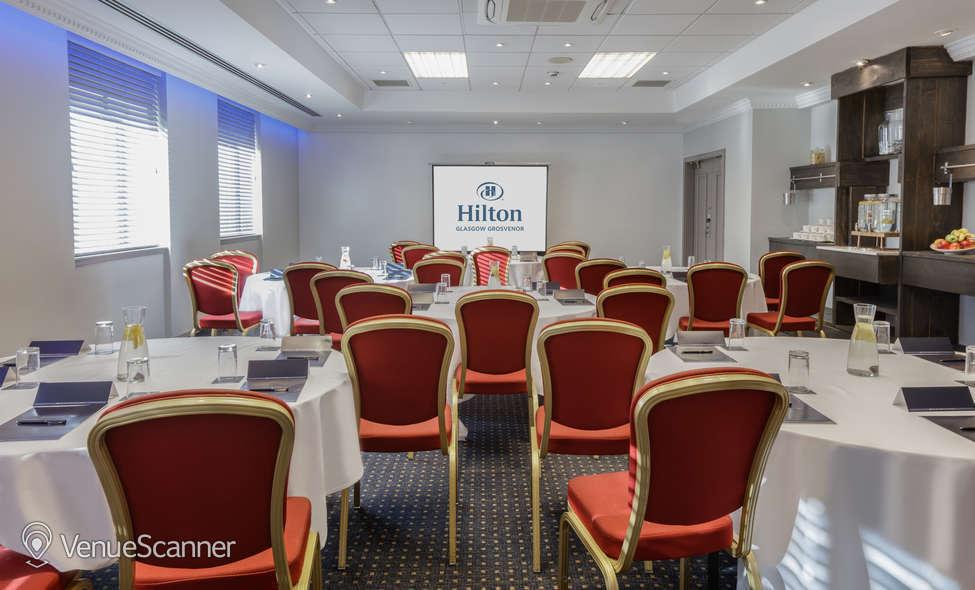 Hire Hilton Glasgow Grosvenor Kelvin Suite