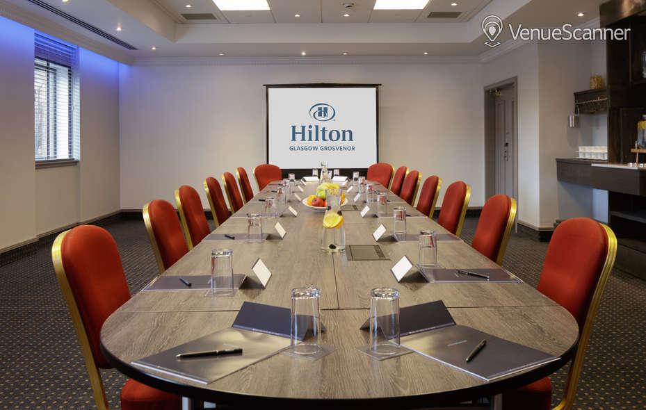 Hire Hilton Glasgow Grosvenor Kelvin Suite 2