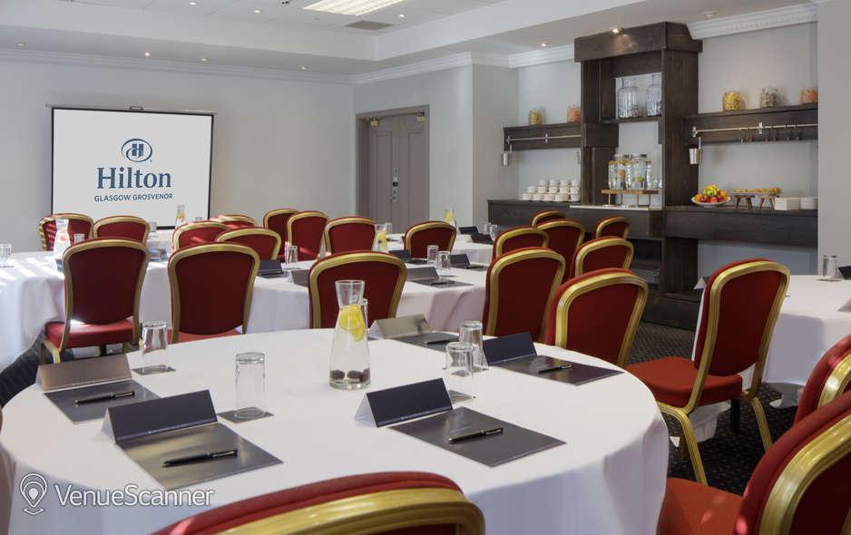 Hire Hilton Glasgow Grosvenor Kelvin Suite 1