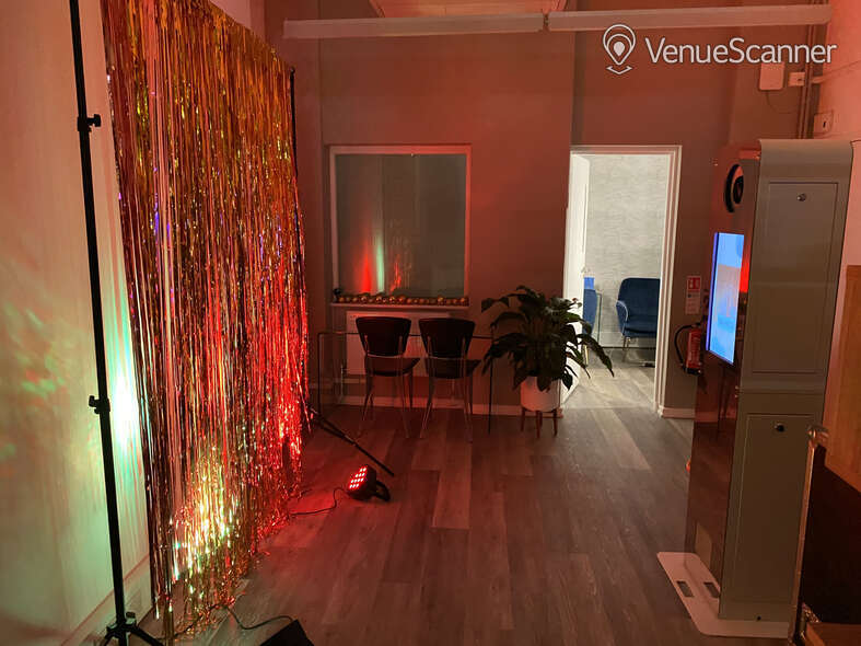 Hire Starstruck Space Flexible Space 6