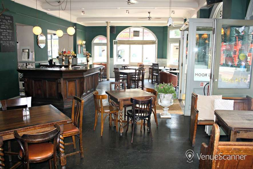 Hire The Roebuck Whole Venue 1