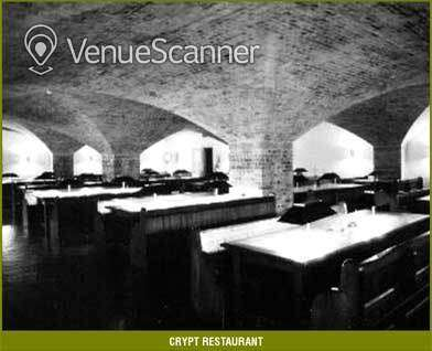 Hire Henry Wood Hall Crypt Restaurant
