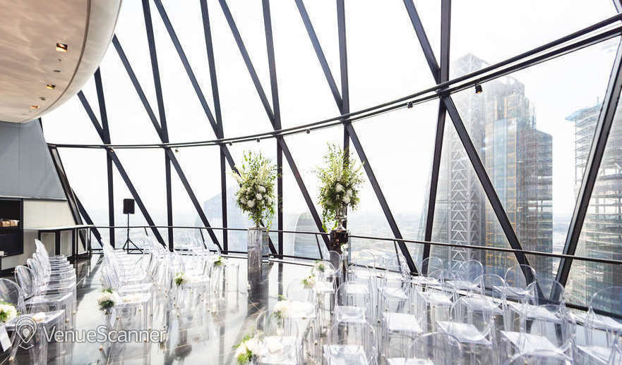 Hire Searcys At The Gherkin Helix And Iris 6