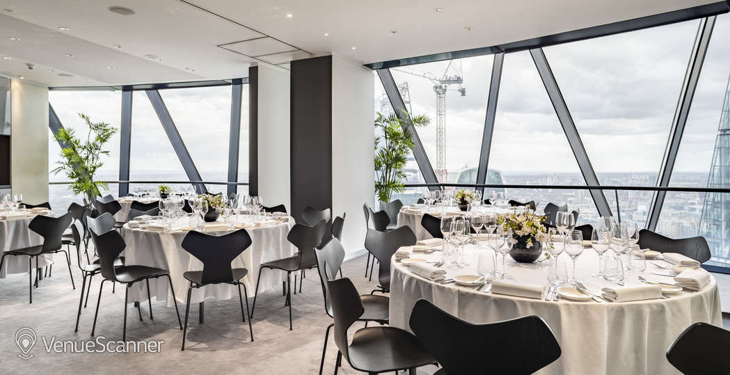 Hire Searcys At The Gherkin Exclusive Hire Of Level 38 1