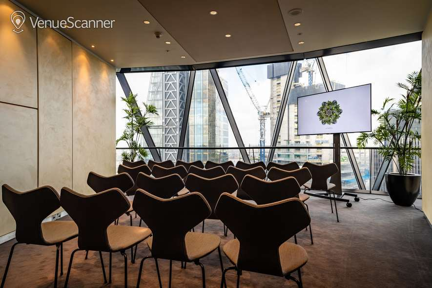 Hire Searcys At The Gherkin Double Private Dining Room 2