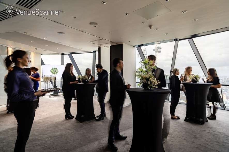 Hire Searcys At The Gherkin Exclusive Hire Of Level 38 2
